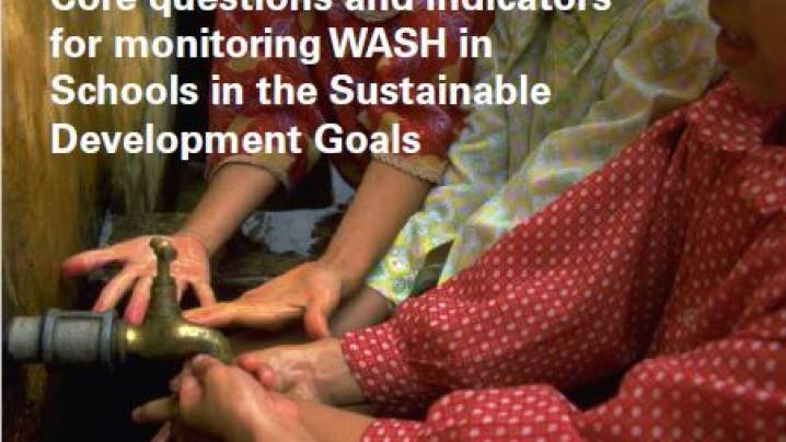 Core questions for WASH in schools