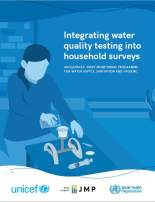JMP 2020 Thematic Report on Water Quality Testing in Household Surveys