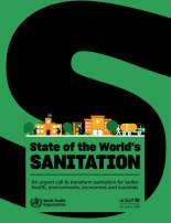 UNICEF WHO State of the World's Sanitation 2020