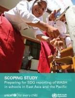 Scoping study WASH in Schools in EAP
