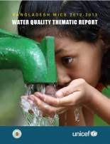 Bangladesh water quality thematic report