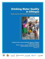 Drinking water quality in Ethiopia ESS 2016