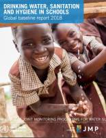 JMP 2018 global report on WASH in schools