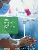 JMP WASH in Health Care Facilities report