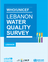 Lebanon water quality 2016